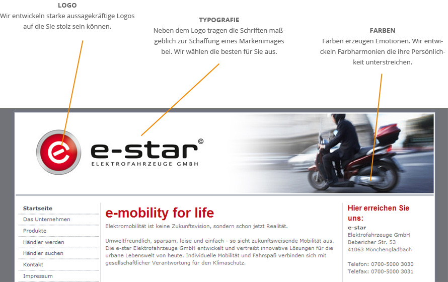 e-star-corporate-design